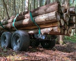 Multilander™ Logging Trailer Image 14