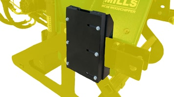 WC68 Chainsaw Holder Image 1