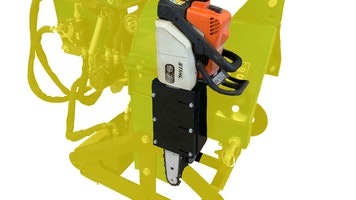 WC68 Chainsaw Holder Image 3