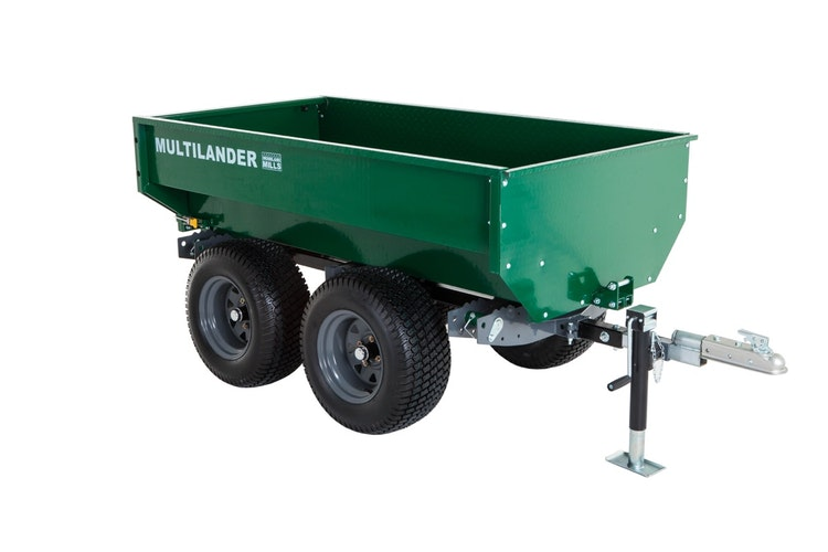 Multilander™ Logging Trailer with Utility Box Product Description