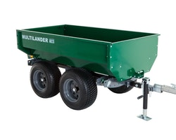 Multilander™ Logging Trailer with Utility Box Image 1