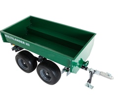 Multilander™ Logging Trailer with Utility Box Image 2