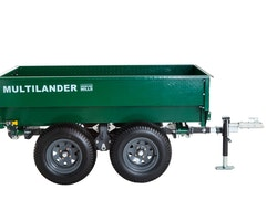 Multilander™ Logging Trailer with Utility Box Image 3