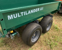 Multilander™ Logging Trailer with Utility Box Image 14