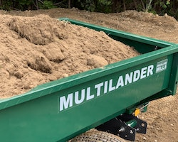 Multilander™ Logging Trailer with Utility Box Image 13