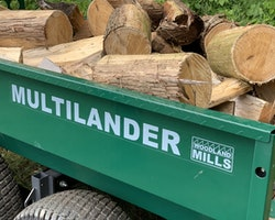 Multilander™ Logging Trailer with Utility Box Image 12