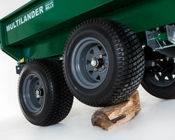 Multilander™ Logging Trailer with Utility Box Image 9