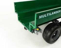 Multilander™ Logging Trailer with Utility Box Image 11