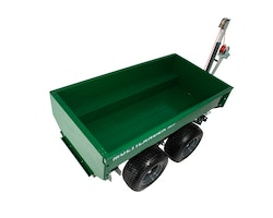 Multilander™ Logging Trailer with Utility Dump Box Image 4