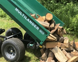 Multilander™ Logging Trailer with Utility Dump Box Image 19