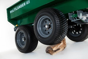 Multilander™ Logging Trailer with Utility Dump Box Image 14