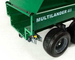 Multilander™ Logging Trailer with Utility Dump Box Image 15