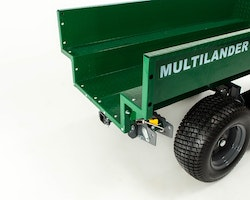 Multilander™ Logging Trailer with Utility Dump Box Image 16