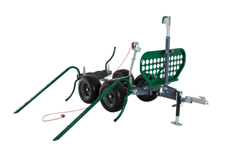 Multilander™ PRO Logging Trailer Telescopic Boom & Winch Post Kit