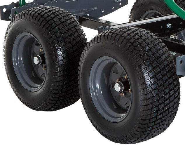 Multilander™ PRO Logging Trailer Off-Road Commercial Grade Tires