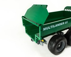 Multilander™ PRO Logging Trailer with Utility Dump Box Image 13