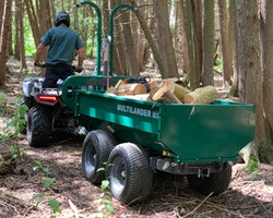 Multilander™ PRO Logging Trailer with Utility Dump Box Image 22