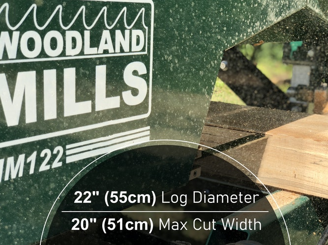 HM122 Bushlander™ PRECISION CUTTING