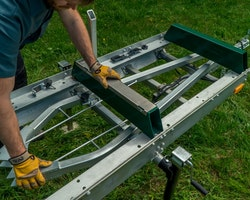 Woodlander Log Loading Ramp & Winch Kit Image 7