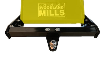 Wood Chipper Tow Hitch Image 1