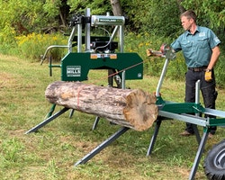 Bushlander™ Log Loading Ramp & Winch Kit Image 4