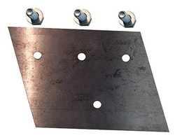 WC68 Bed Plate Kit Image 1