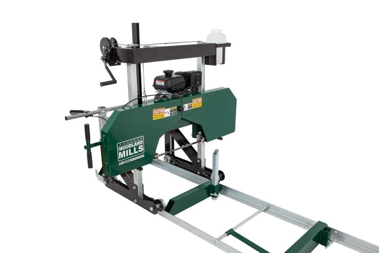 HM122 Portable Sawmill HM122 Specifications