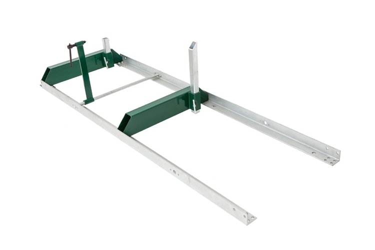 HM122 Portable Sawmill Track System