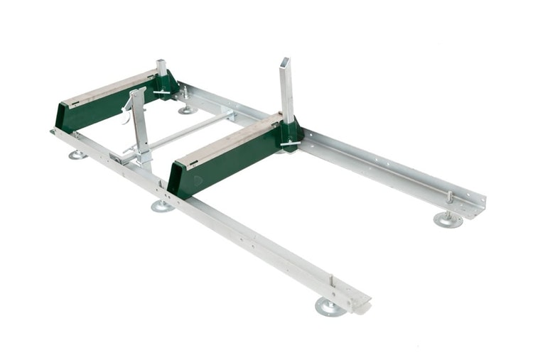 HM130 Portable Sawmill Track System