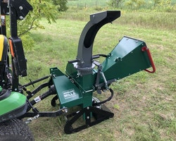 WC46 4″ PTO Wood Chipper Image 12