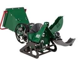 WC68 6″ PTO Wood Chipper Image 2