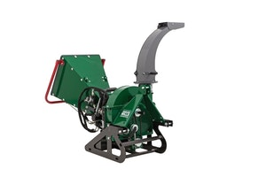 WC68 6″ PTO Wood Chipper Image 6