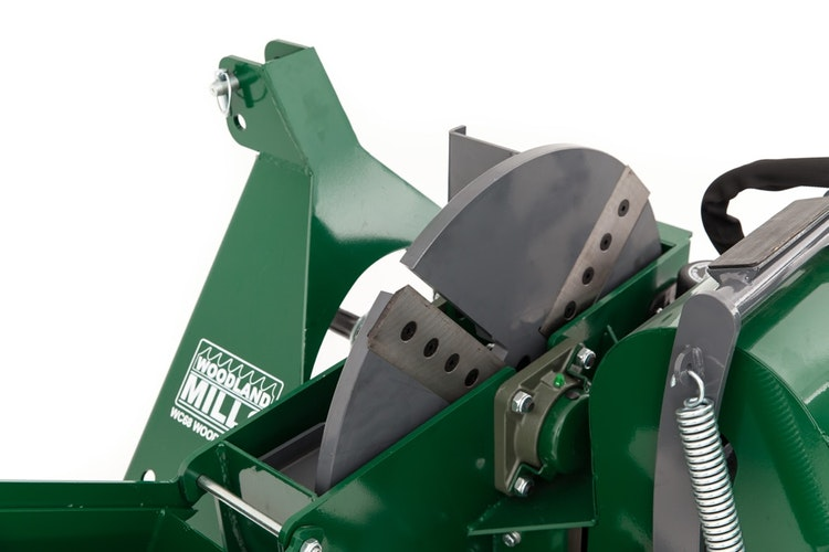 WC68 6″ PTO Wood Chipper Chipper Blades