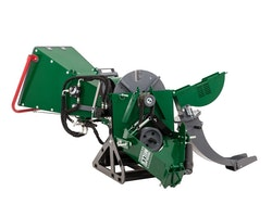WC88 8″ PTO Wood Chipper Image 2
