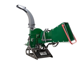 WC88 8″ PTO Wood Chipper Image 4