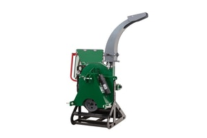WC88 8″ PTO Wood Chipper Image 7