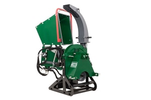WC88 8″ PTO Wood Chipper Image 9