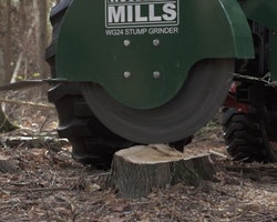 WG24 Stump Grinder Image 4
