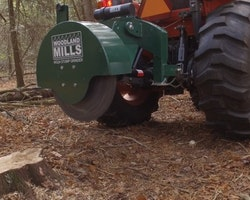 WG24 Stump Grinder Image 5