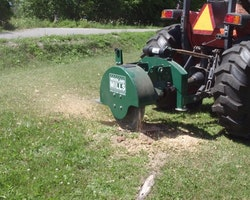 WG24 Stump Grinder Image 7