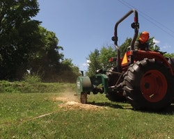 WG24 Stump Grinder Image 15